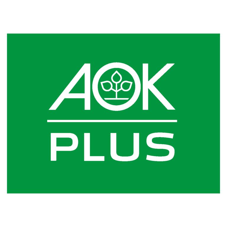 Logo der AOK PLUS