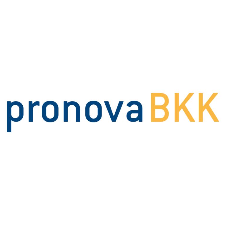 Logo der pronova BKK