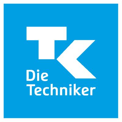 Logo der TK