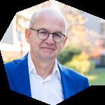 Dr. Hans Unterhuber von der SBK